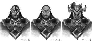 Chatterskull - Character Design by AnthonyAvon