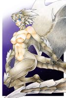 Kushala-chan by excellen
