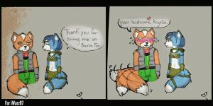 Request for iWarz07 - Thank you by Wolfanasan