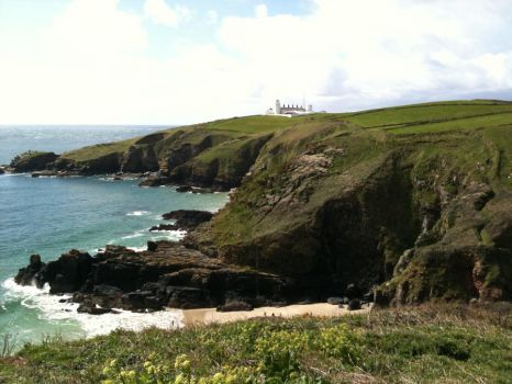 The Lizard Point, Cornwall by saving-an-apocalypse