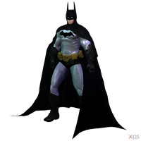 Batman (Z-9623) - Suit V.5 by MrUncleBingo