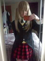 Soul Eater Cosplay: Maka Albarn (Preview2) by Steampunk-Bunny