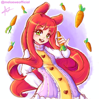 Chaoko's Draw This in your Style by Meloewe