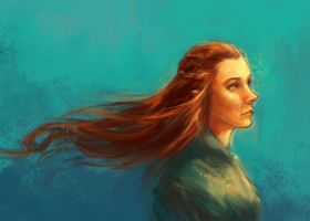 Tauriel by mformadness