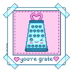 You're Grate! by r0se-designs