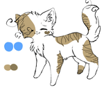 Overdue Cat Adopt by DailyDoodleNoodle