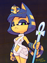 Ankha by FreezyFoop