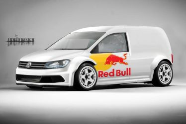 VW Golf by ahmed20101