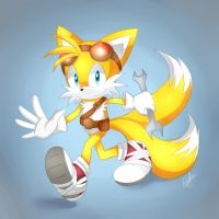 Boom Tails by PokeSonFanGirl