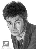 David Tennant by andepoul
