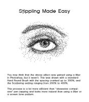 Stippling Made Easy by Transbot9