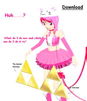 MMD-Triforce Download by Shioku-990