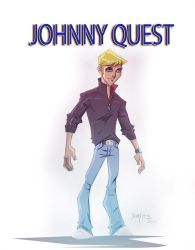 Johnny Quest by Dariustheruler