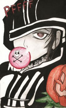 D. Gray-Man - Road Kamelot by deathangle2010