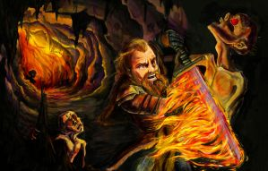 The Last Witch Hunter Contest Entry by CourtneysConcepts