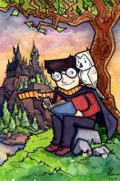 Harry Potter by CorinneRoberts