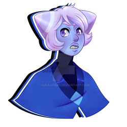 COLLAB - Holly Blue Agate [ + SPEEDPAINT ] by Yuka-Onuki
