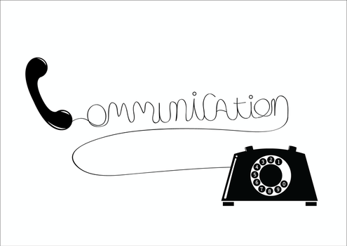 Communication type by Yoshhhhi