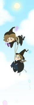 [ Em and Me ] Witchtastic Balloon Service by Dreamsverse