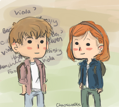 Todd and Viola by chaoswalks