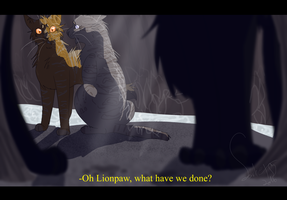 What Have We Done? (Warrior Cats) by WarriorCat3042