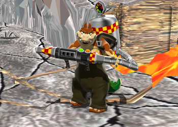 Favorite Characters 19: Dingodile by milesprower690