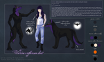 Wol4ica - refsheet by Wol4ica