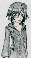 Xion by Azure-wolf96