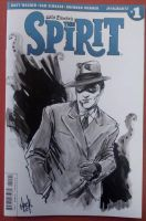 The Spirit sketch cover NYCC2015 by RobertHack