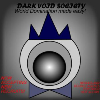 Dark Void Society: Poster by pyra-akaidra
