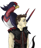 Clint and his Swellow