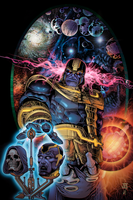 Thanos Commission by EagleGosselin