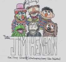 Jim Henson Tribute by CelmationPrince