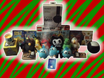 My Christmas Gifts 2017 by AngryBirdsandMixels1