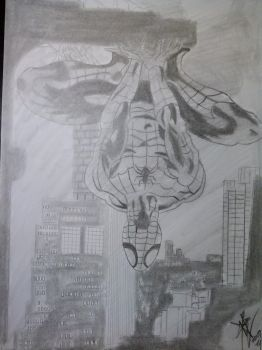 The Amazing Spiderman by Jumper02