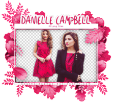 Pack Png 3816 - Danielle Campbell by southsidepngs