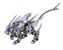 custom zoid by totalslayer