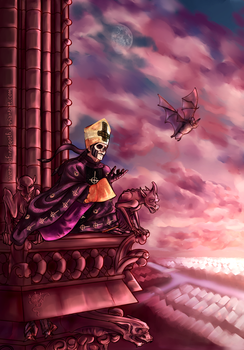 The Third Moon is over by Vivern-of-Nosgoth