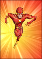 The Flash - New 52 by Matthieu-G