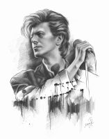 David Bowie(12) by MaryTL
