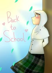 Back To School - First Day of Ninth Grade by TheMaroonLightning