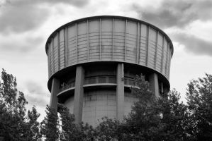 Water Tower by CitizenJustin