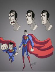 Superman Design by JonathanCortright