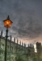 Oxford Skyline V by lauchapos