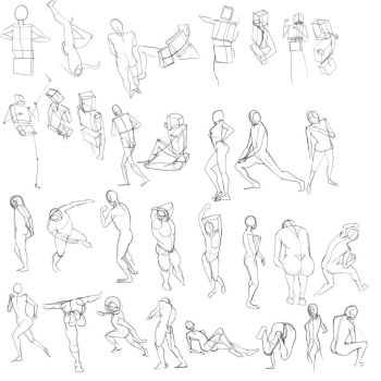 Poses2 by Voi-Tech