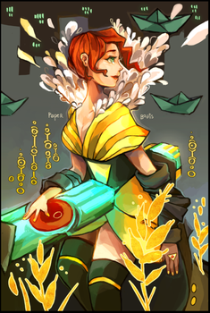 transistor by ohmonah