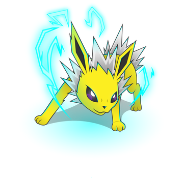 Jolteon by xneetoh
