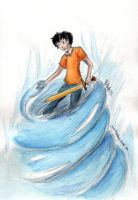 Percy Jackson: the coolest and the most awesome by FlooPurple201