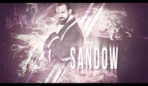 Damien Sandow by Andrea6661
