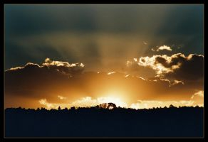 Lawson Sunset 2 by wildplaces